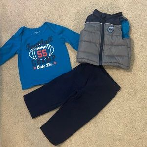 Healthtex outfit size 18months